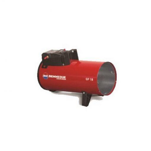 Plynový ohrievač GP18M